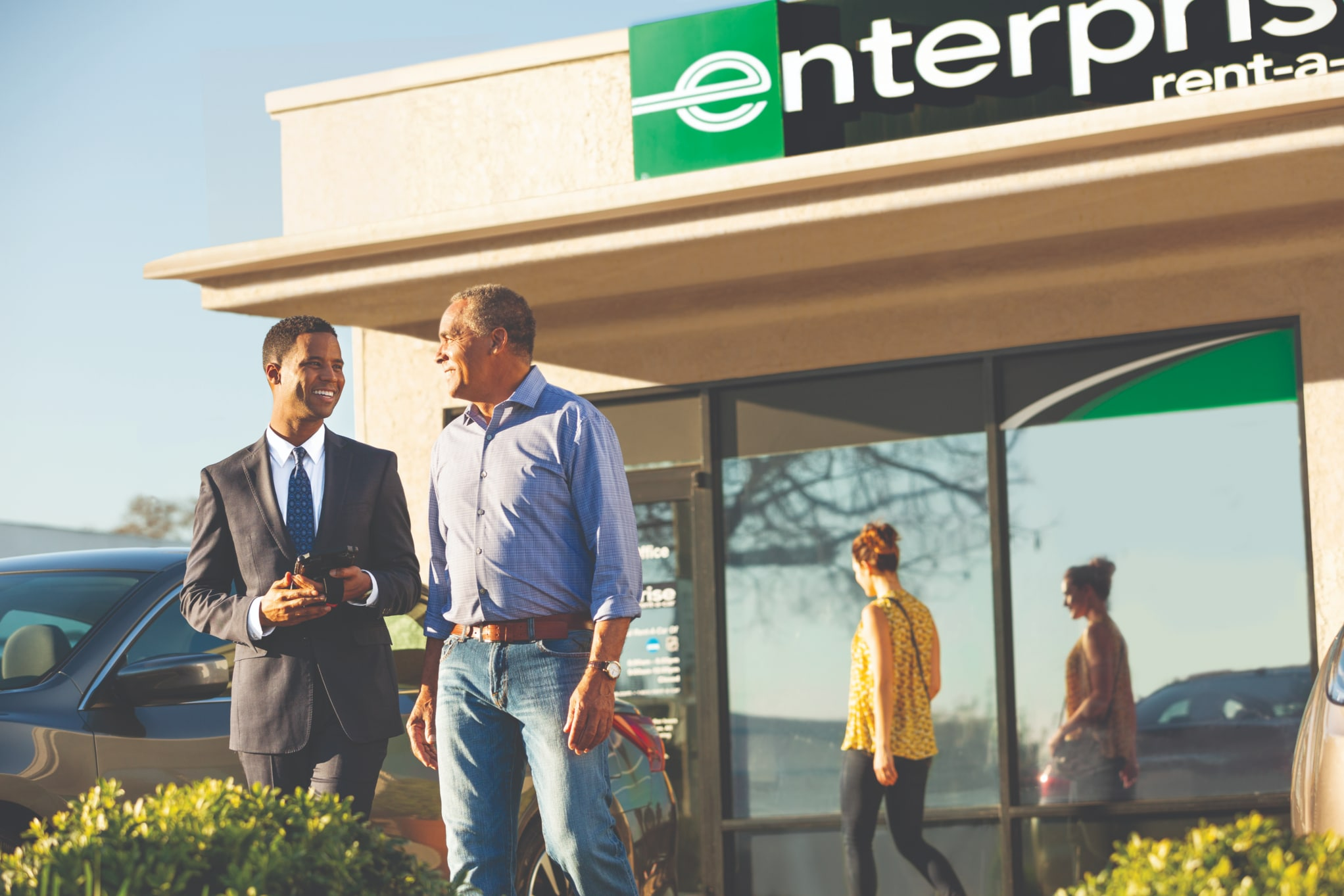 Car Rental Orlando Hoffner Ave Enterprise Rent A Car