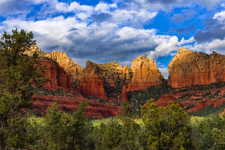 Distance From Sedona To Phoenix >> Driving From Phoenix To Sedona Enterprise Rent A Car