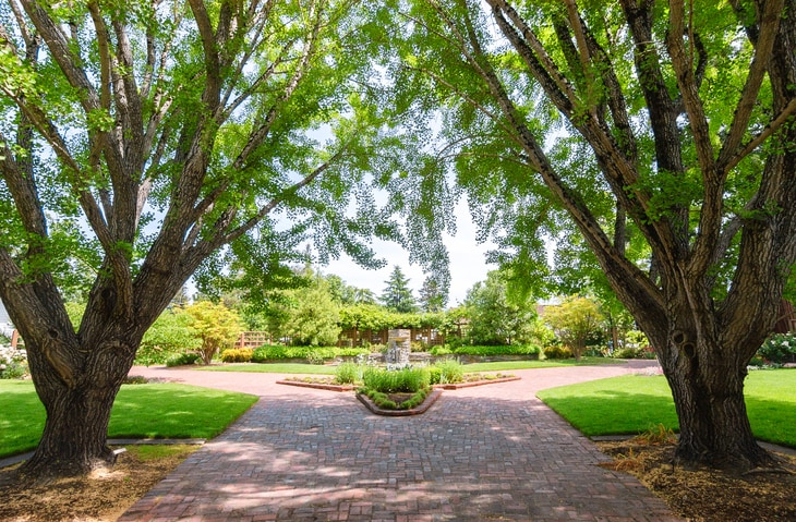 Luther Burbank Home & Gardens in Santa Rosa