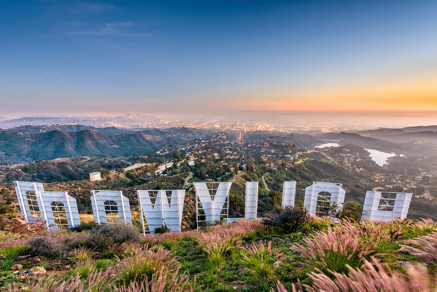 Hollywood Sign - Los Angeles