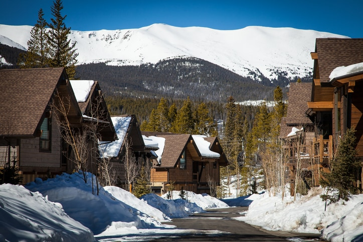 Cabins at Breckenridge