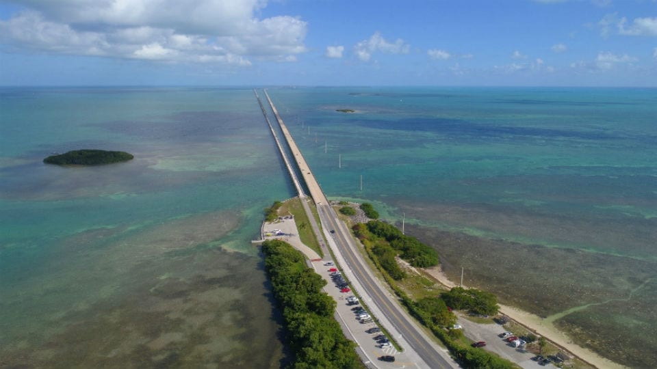 US-1 South - The Highway that Goes to Sea