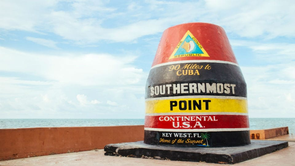 Southernmost Point, Key West, FL