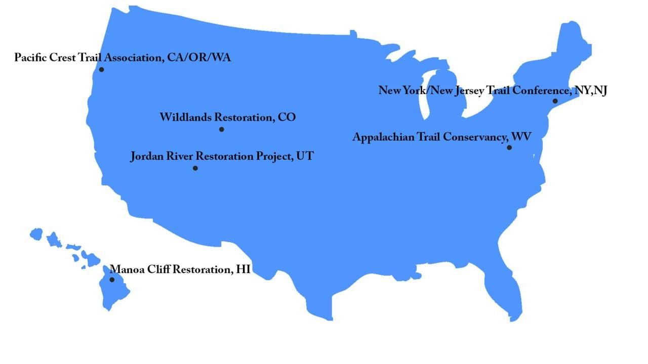 Preserving the Appalachian Trail - Pursuits with Enterprise ...