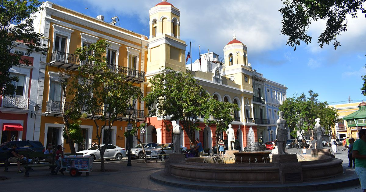 24 Hours In San Juan Puerto Rico Pursuits With