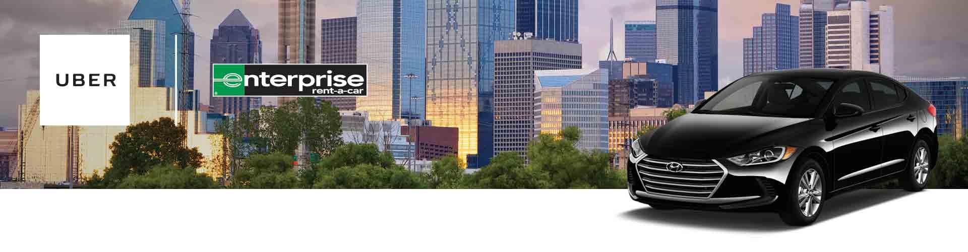 Dallas rental cars for uber drivers enterprise rent a car