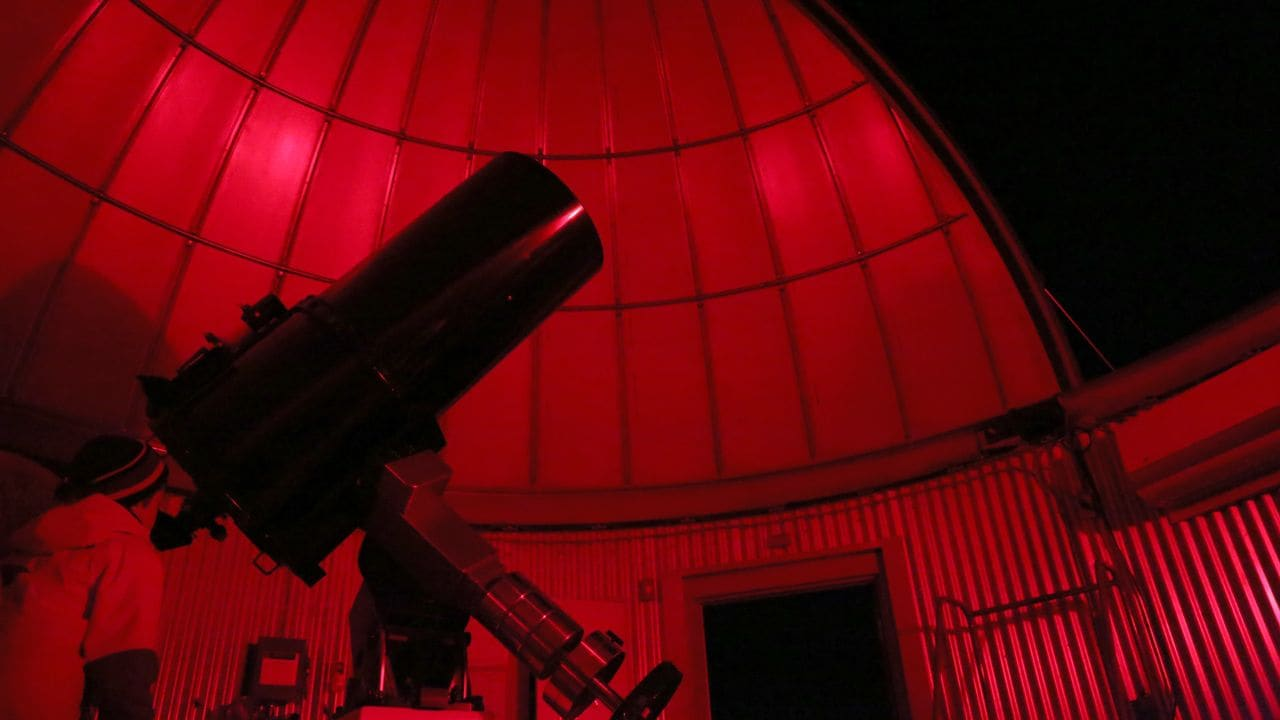 Star Party at the McDonald Observatory