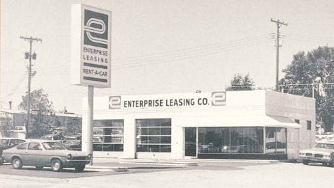 Black & white Enterprise branch location