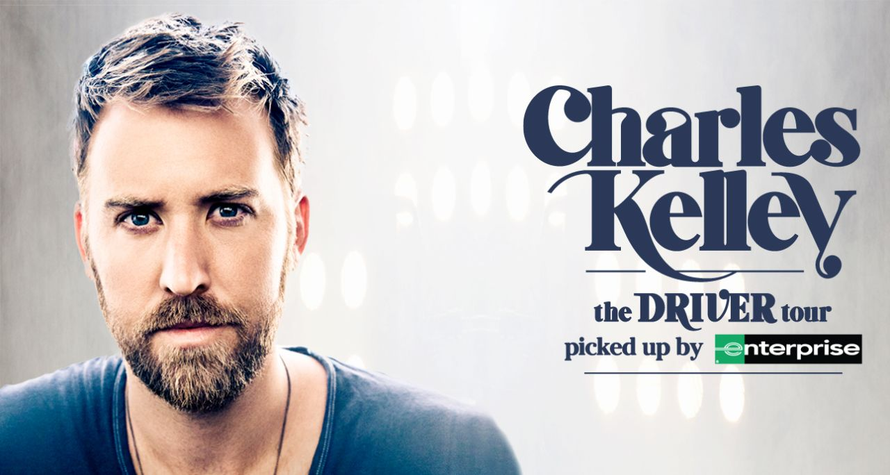 Charles Kelley - The Driver Tour