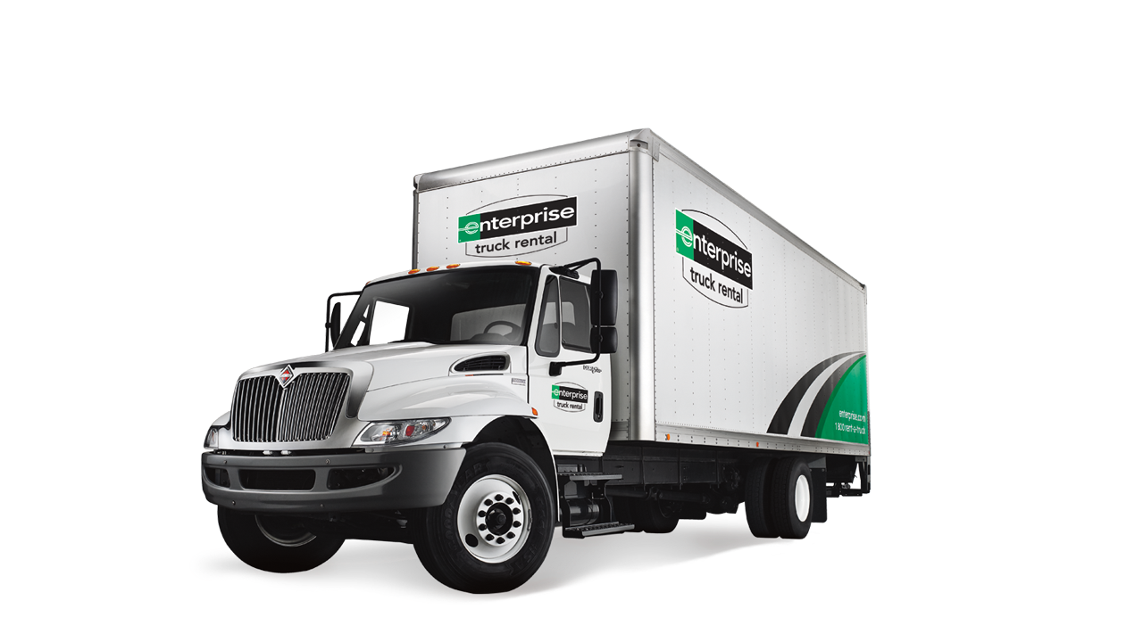 Moving Truck Companies Near Me >> Enterprise Moving Truck Cargo Van And Pickup Truck Rental
