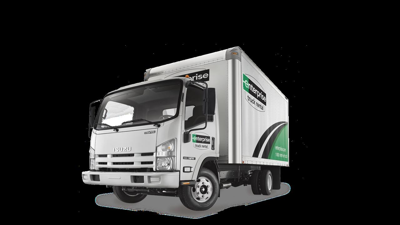 enterprise moving truck cargo van and pickup truck rental