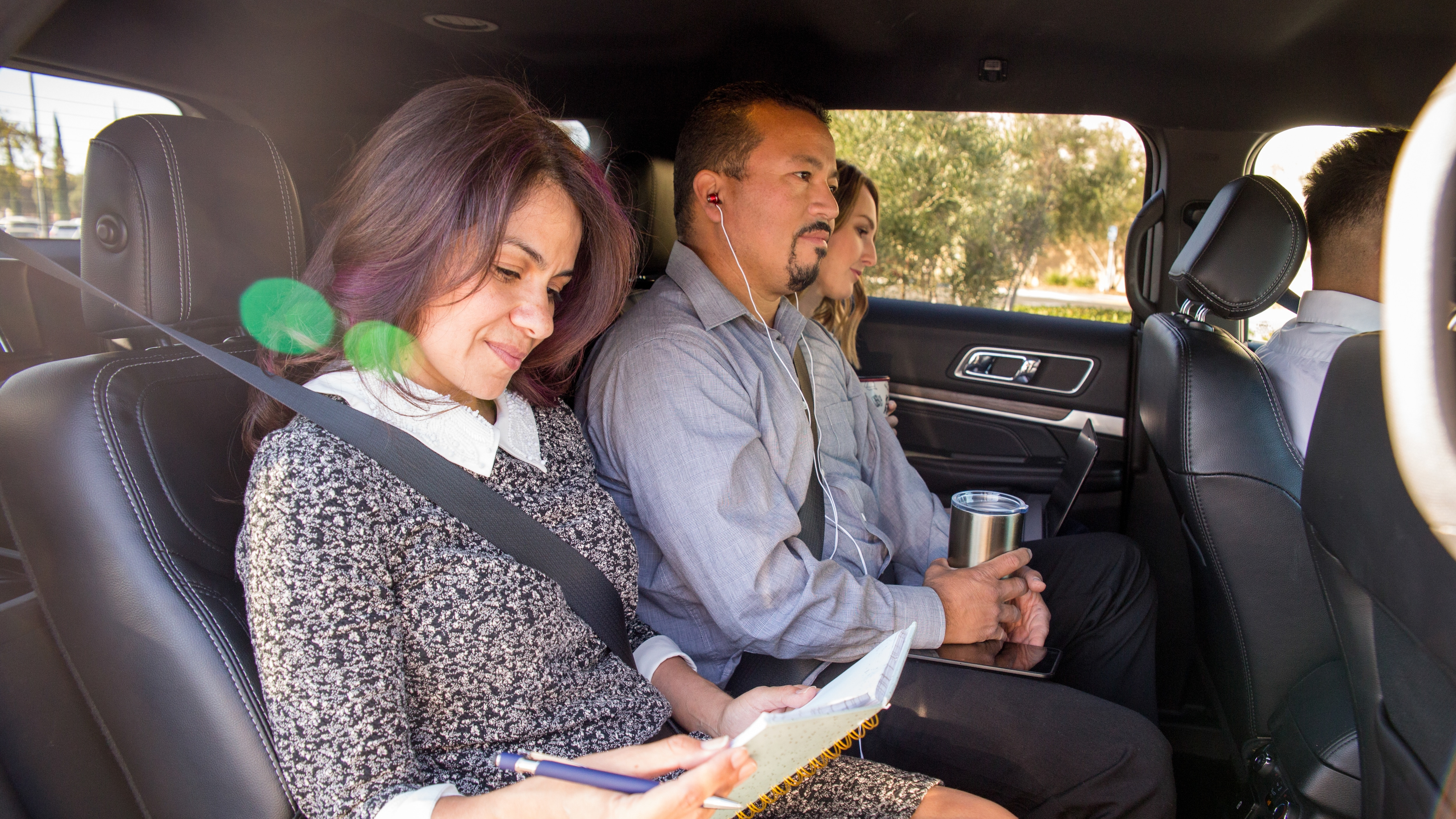 Commute With Enterprise Van And Carpools Enterprise Rent A Car