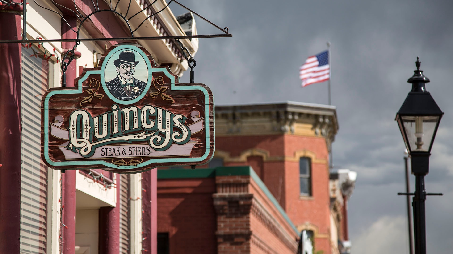 Quincys Steak & Spirits in Colorado
