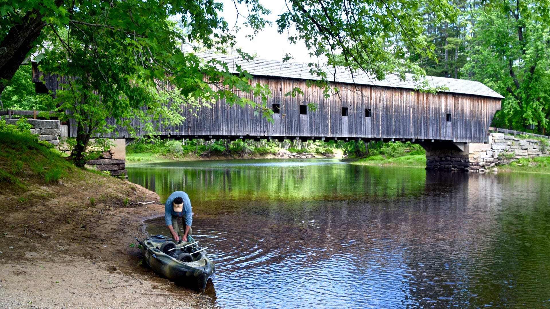 Road Trip on Maine's Pequawket Scenic Byway - Pursuits with
